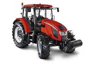 tracteur Zetor FORTERRA 110 HSX