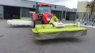 tracteur Zetor FORTERRA 140 HSX