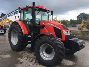 tracteur Zetor FORTERRA 150 HD