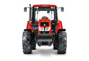 tracteur Zetor FORTERRA 95