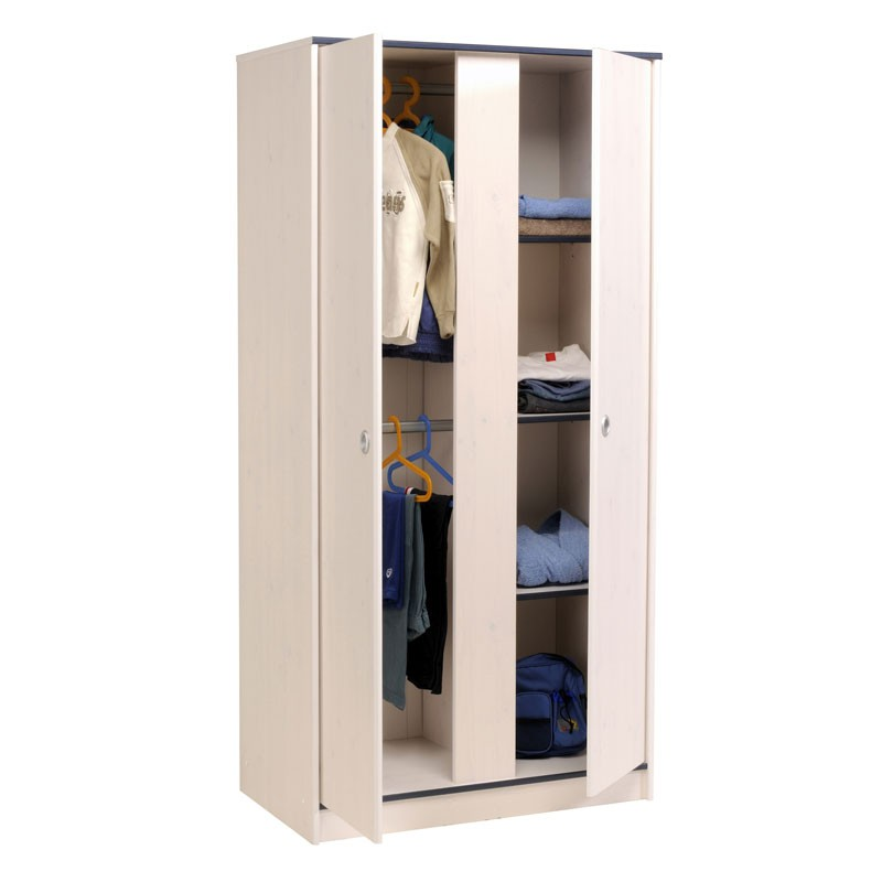 Armoire Chambre Portes Full Size Of Armoire A Glace