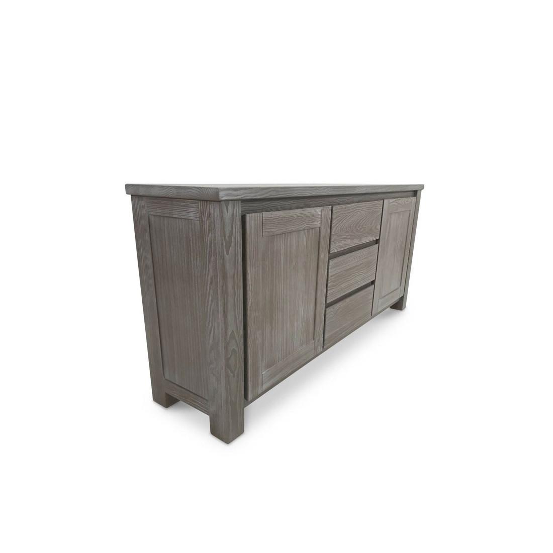 bois massif gris gabriel n