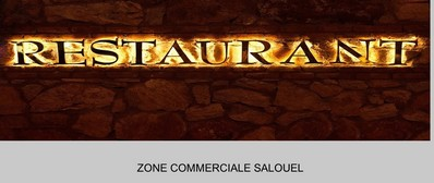 zone commerciale salouel