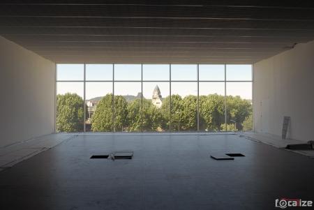Photos de l\'intérieur du Centre Pompidou Metz | TOUT METZ
