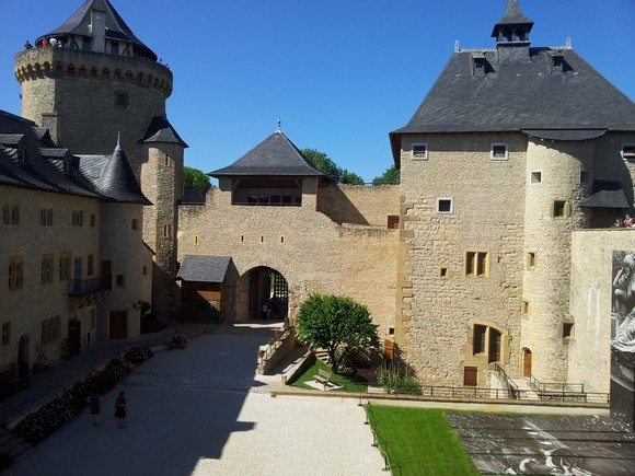 Le Château de Malbrouck - Photo : Tout-Metz