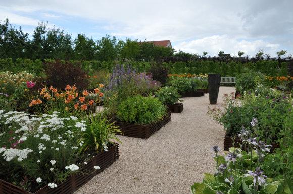 Photo : Jardins Fruitiers de Laquenexy