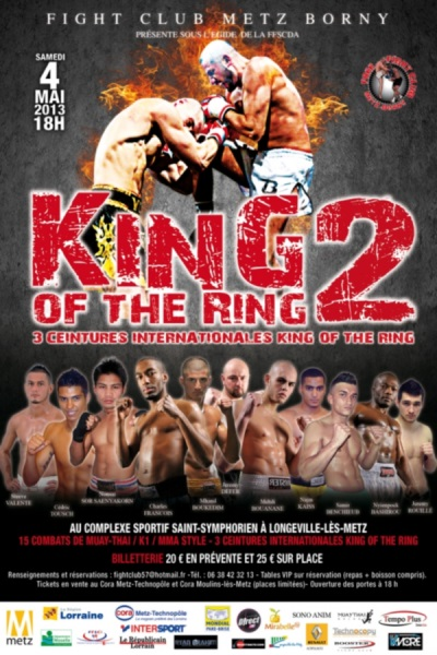 king of the ring 2