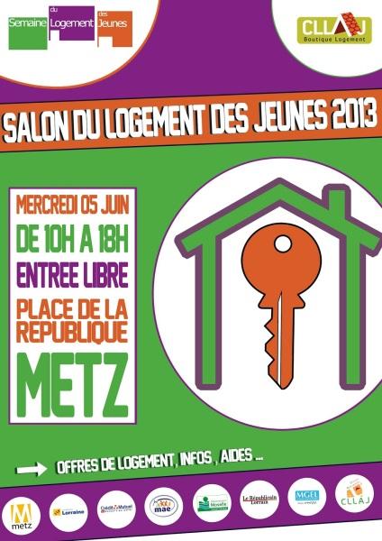 Foyer Pour Jeune Travailleur Salon De Provence : Salon du logement des jeunes metz