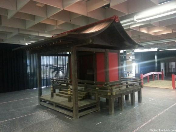 Premi res installations pour l 39 expo japon de la fim 2013 for Adresse metz expo