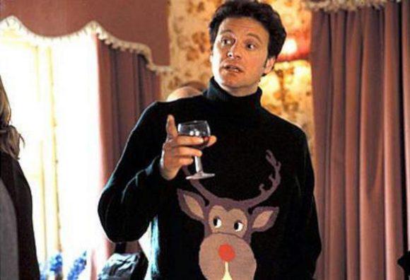 Marc Darcy, personnage culte du film Bridget Jones, avait lui aussi été victime d'un cadeau de Noël douteux.