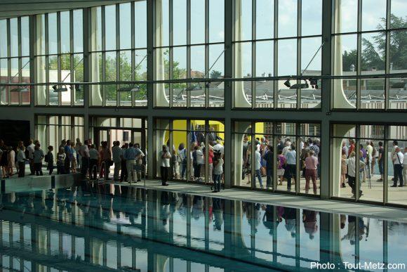 Fermeture de la piscine de montigny les metz janvier 2017 - Piscine de montigny ...
