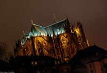 Photo of Metz : une nuit dans la cathédrale