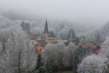 Lorraine : vague de froid et neige arrivent en plaine