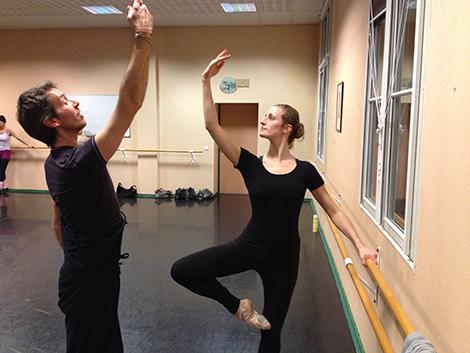 Cours pour adultes au conservatoire de metz for Cours de danse classique pour adulte