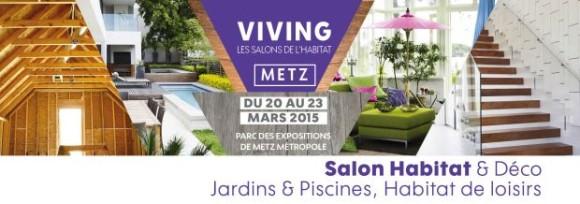 Salon de lhabitat et de la dcoration  Metz  2015 Viving