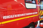 Maizières les Metz : accident de poids lourd chargé de matières dangereuses