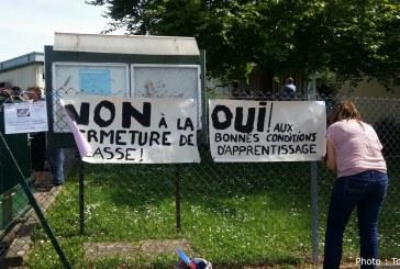 Fermeture de classe à l'école de Metz-Magny : la mobilisation des parents continue