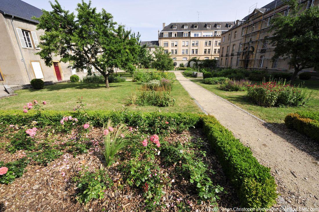 jardin et jardin partagé