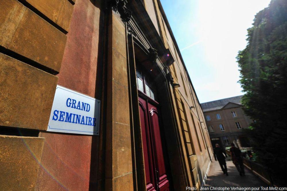 plaque grand séminaire