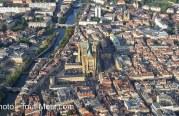 Photos : voler au-dessus de Metz en montgolfière…