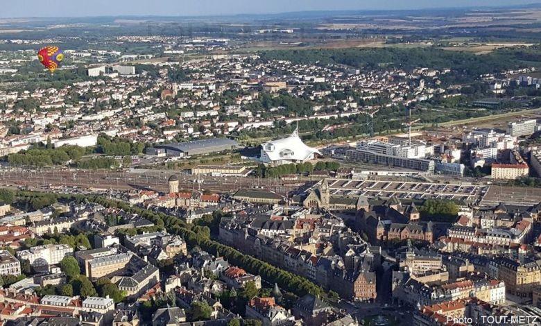 Photo of Montgolfiades de Metz : le spectacle commence dans le ciel messin