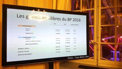Photo of Budget primitif : 5,3 millions d'euros d'économies et pas de hausse des impôts en 2016 à Metz