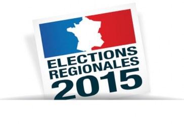 Résultats du 1er tour des élections régionales région Grand Est (ACAL)