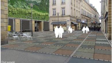 Photo of Nouveau design du centre piétonnier de la ville de Metz : un secret bien gardé (photos)