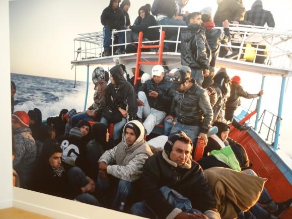 Après une expérience ratée en France, Slah (en bas à droite) regagne finalement la Tunisie.
