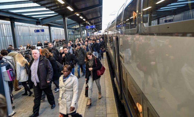 Photo of Un train par heure entre Metz et Luxembourg : «Cette situation perdurera au moins toute la matinée»
