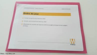 Photo of Un bilan financier 2015 annoncé positif par la municipalité, Jérémy Aldrin dénonce un résultat inquiétant