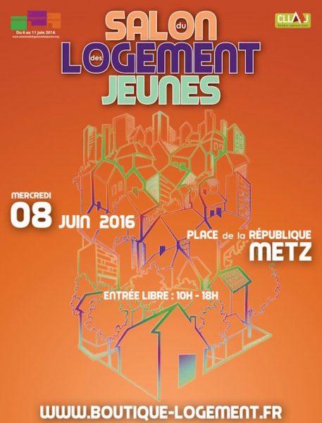 Salon du Logement des Jeunes  Metz  2016