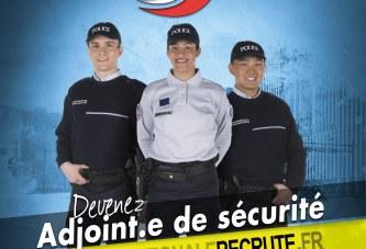 La police nationale recrute en Moselle et dans le Grand Est