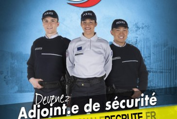 La Police nationale recrute : des postes à pourvoir en Moselle