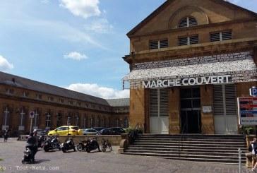 Stationnement près du marché couvert à Metz : 1h gratuite, et puis vient l'amende