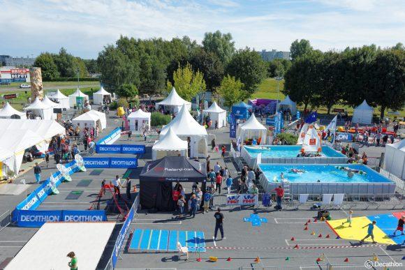 Vital Sport. Décathlon. Aulnoy-lez-Valenciennes.