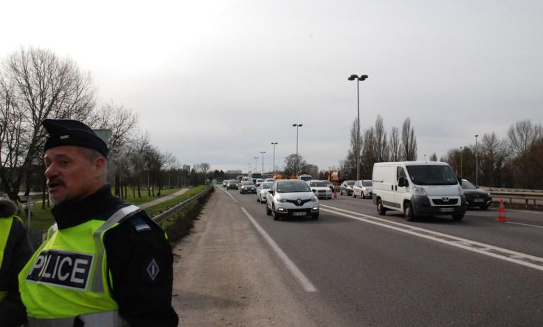Photo of Feu d'artifice du 14 juillet : accès impossible à Metz-centre depuis l'A31