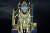 Vidéo : la cathédrale de Metz illuminée, un spectacle à ne pas manquer cet été
