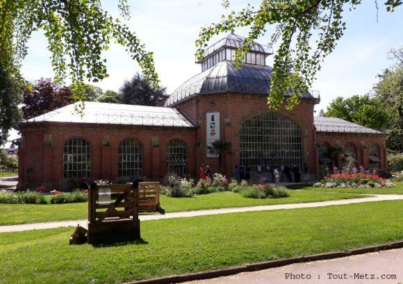 programme week end inaugural 150 ans du jardin botanique - Jardin Botanique Metz