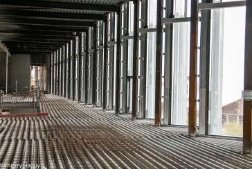 Visite guidée à Metz : découvrez le chantier du Centre des Congrès