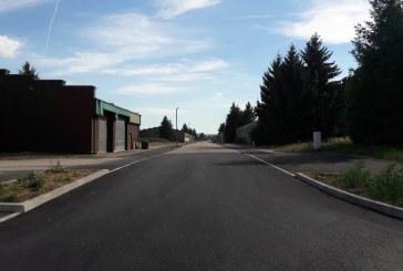 Marly : trois nouvelles rues baptisées sur l'ex base aérienne 128