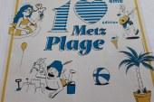 Le site de Metz Plage fermé pour la journée