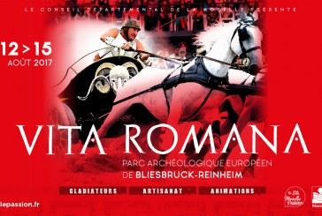 Vita Romana à Bliesbruck : les spectateurs plongés dans la Rome antique