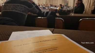 Photo of Orientations budgétaires 2018 à Metz : 600 à 800.000€ à trouver