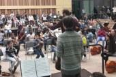 Projet Démos à Metz : 120 musiciens en herbe, issus de quartiers populaires, en concert à l'Arsenal