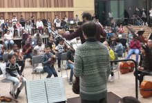 Photo of Projet Démos à Metz : 120 musiciens en herbe, issus de quartiers populaires, en concert à l'Arsenal