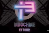 Indochine en concert à Nancy en 2018