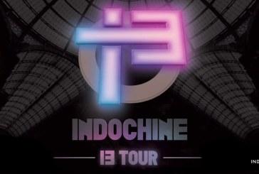 Indochine en concert à Nancy en 2018