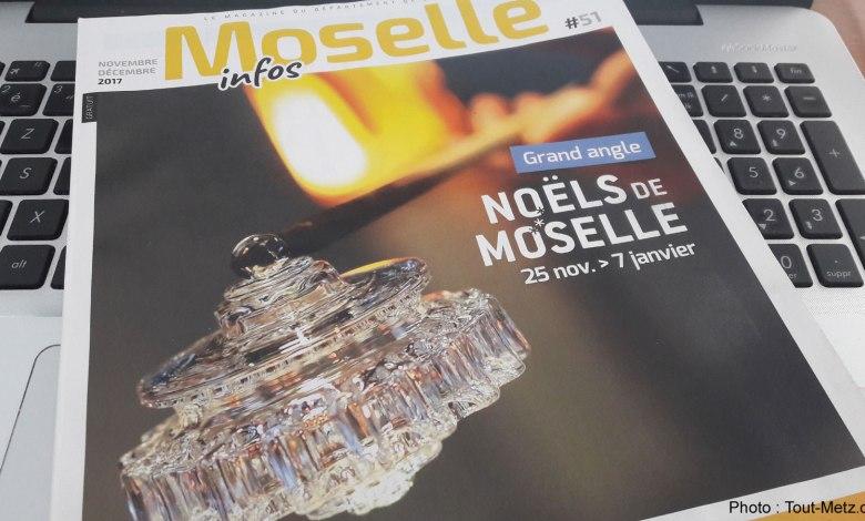 Photo of Le magazine numérique Moselle Infos «Spécial Noël» est en ligne