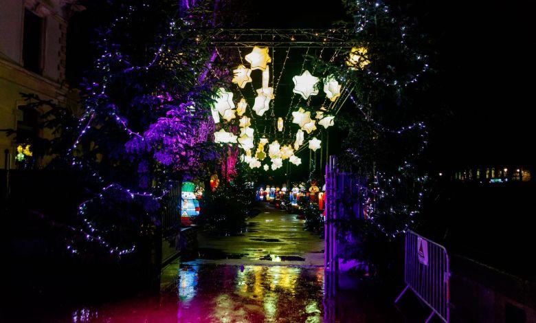 Photo of Metz : le Sentier des lanternes ferme définitivement